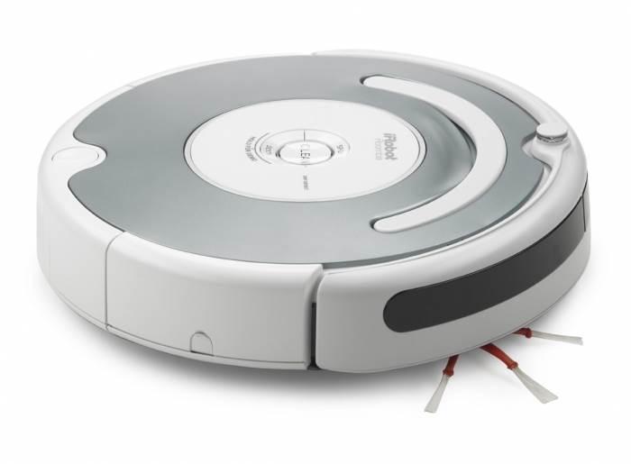 מכשיר הרומבה מנקה את הבית ללא צורך בהפעלה ידנית, חברת iRobot, (צילום: יח