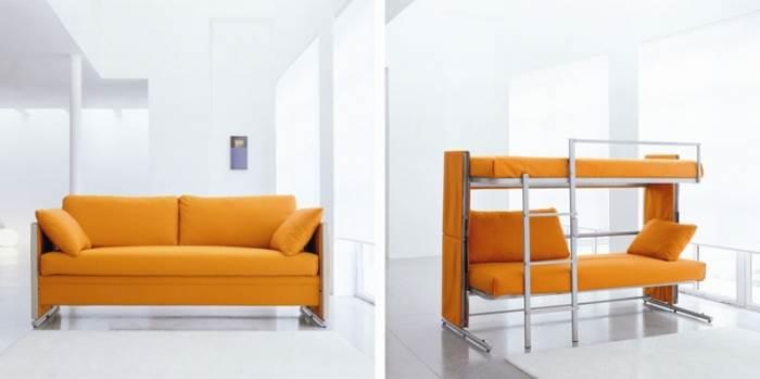 """גם מיטת קומתיים וגם כספת ישיבה. חברת מילאנו בדינג (צילום יח""""צ)"""