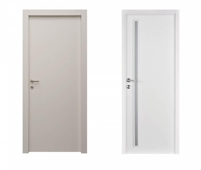 שימוש מוגבר באלמנטים של זכוכית המאירים את החדר ויוצרים תחושת מרחב גדולה יותר בחלל. דלתות הפנים של רב בריח במחירים החל מ-1550 ? (צילום: יח