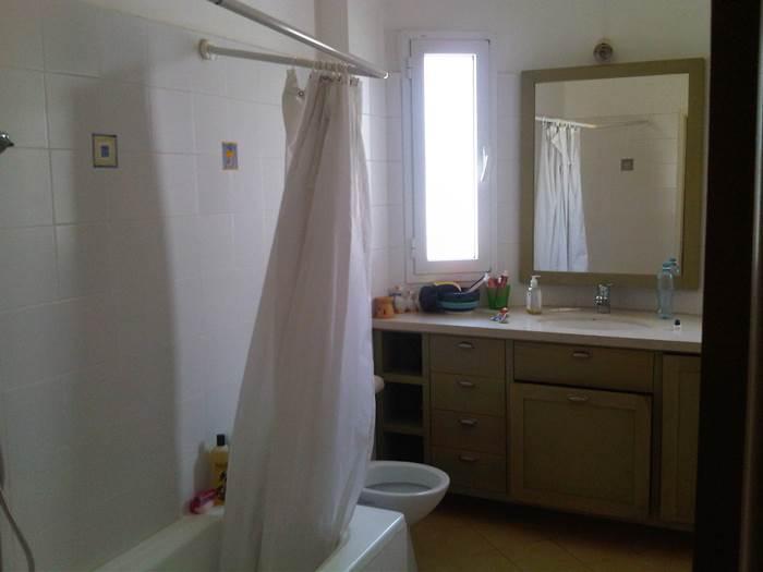 המקלחת - לפני השיפוץ