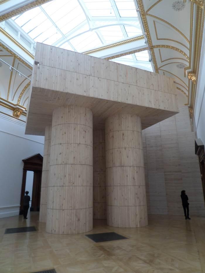 עבודה של צמד האדריכלים Pezo von Ellrichshausen מצ