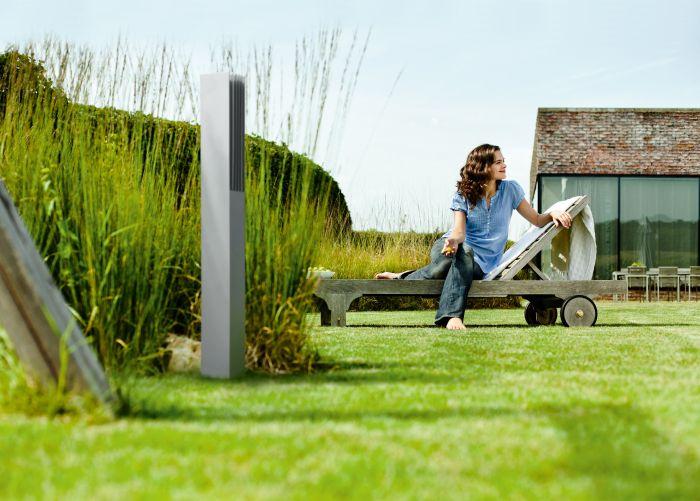 תכנון התאורה לגינה תלוי בצרכים ובתכנון האדריכלי: גוף תאורה לחצר מבית לוצ