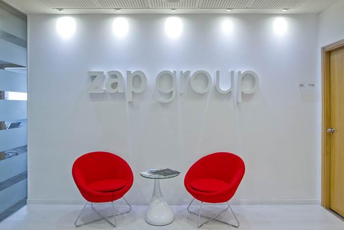 4,000 מר של חדשנות- משרדי חברת zap group