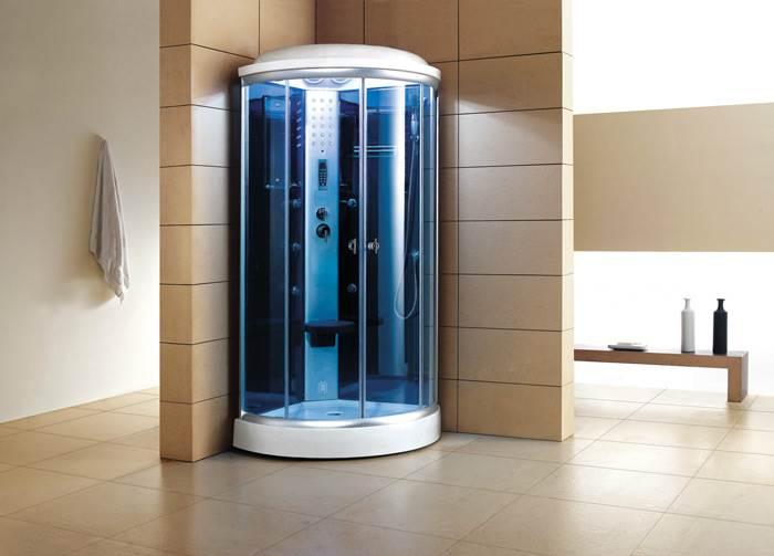 כשהבית הופך להיות הנופש המושלם - מקלחון עיסוי דגם Bluewaterfall