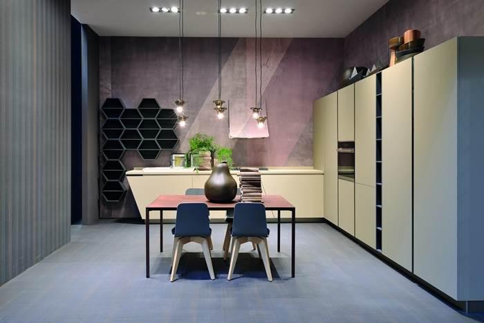 מבטח רטרו מעוצב של ארן מטבחים מהתערוכה הבינלאומית
