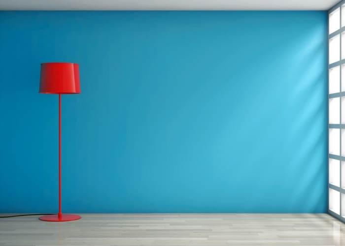 הכחול היום כחול מאוד... פשוט עוד יום מושלם בבית