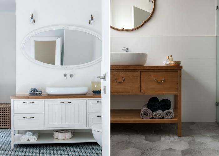 עיצוב חדרי האמבטיה | צילום: אורית אלפסי