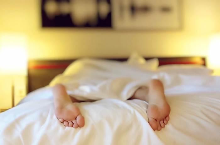 לישון טוב בלילה