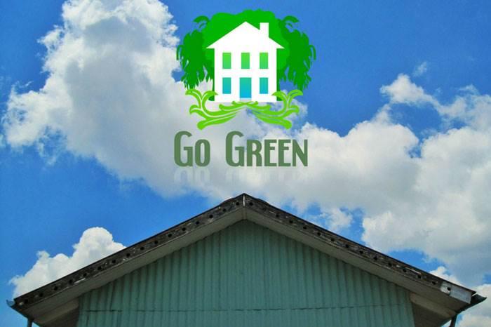 בניה ירוקה הינה השימוש במשאבים טבעיים הקיימים בסביבה עוד משלב התכנון והבנייה ועד יישום עקרונותיה ויתרונותיה בעת המגורים בבית