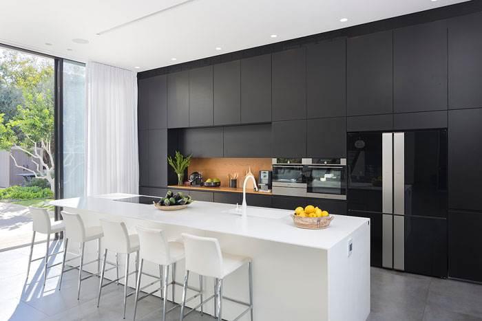 תכנון שחר: רוזנפלד אדריכלים | מטבחי דקור | צילום: שי אפשטיין