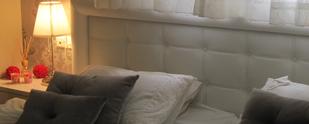 חדר שינה מעוצב בתקציב מחושב