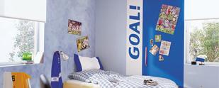 כך תעשו זאת לבד: עיצוב הבית באמצעות שבלונות לקיר