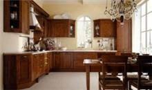 ארן מטבחים - מטבח קלאסי עץ מלא