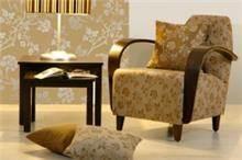כורסא מעוצבת רטרו