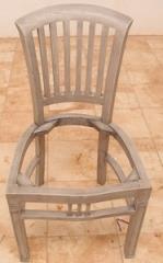 Treemium - חלומות בעץ מלא - כיסא עץ