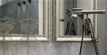 מראה מעוצבת וטלסקופ דקורטיבי