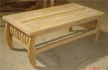 Treemium - חלומות בעץ מלא - שולחן מלבני לסלון