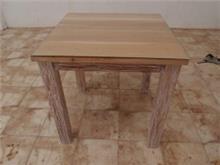 שולחן אוכל מרובע - Treemium - חלומות בעץ מלא