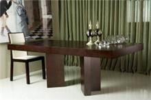 שולחן אוכל מלבני