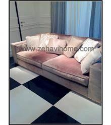 ספה ורוד עתיק