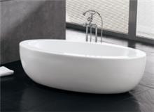 חלמיש  - אמבטיות מונחות