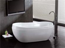 חלמיש  - אמבטיות עומדות חלמיש