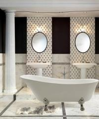 חלמיש  - אמבטיה בעיצוב ענתיקה
