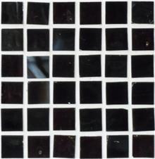חלמיש  - פסיפס מזכוכית