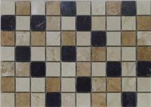 חלמיש  - פסיפס אבן צבעוני