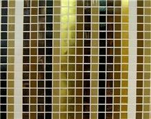 חלמיש  - פסיפס זכוכית צבעוני