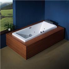 חלמיש  - אמבטיה עם מסגרת