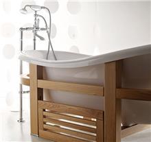 חלמיש  - אמבטיה פיברגלס