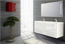 חלמיש  - ארון אמבטיה 4 מגירות