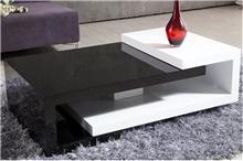 היבואנים - שולחן שחור לבן
