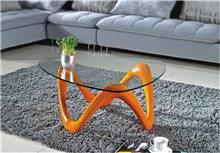 שולחן זכוכית לסלון - היבואנים