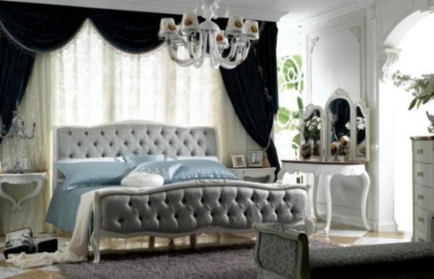 39 for Chambre a coucher moderne italienne
