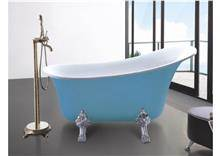 היבואנים - אמבטיה תכלת