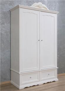 HouseIn - עודפים - ארון מעץ מלא לואי