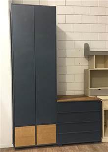 ארון משולב שידה מעץ מלא - HouseIn - עודפים