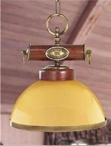 מנורת תליה בסגנון כפרי