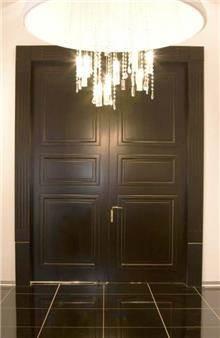 דלת כניסה מעוצבת - דקור - DECOR