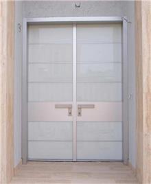 דלת כניסה כפולה - דקור - DECOR