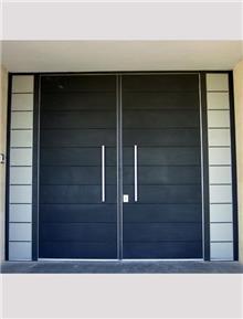 דלת כפולה רחבה - דקור - DECOR