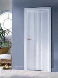 דקור - DECOR - דלת פנים לבנה