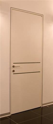 דקור - DECOR - דלתות פנים לבנות