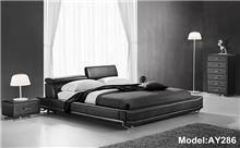 מיטה מעוצבת שחורה - להב רהיטים היבואן