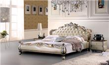 להב רהיטים היבואן - מיטה זוגית קליאופטרה