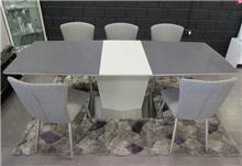 להב רהיטים היבואן - שולחן פינת אוכל קירה