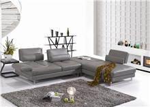 להב רהיטים היבואן - סלון עור פינתי ויטוריו