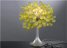 מנורת שולחן כדורים
